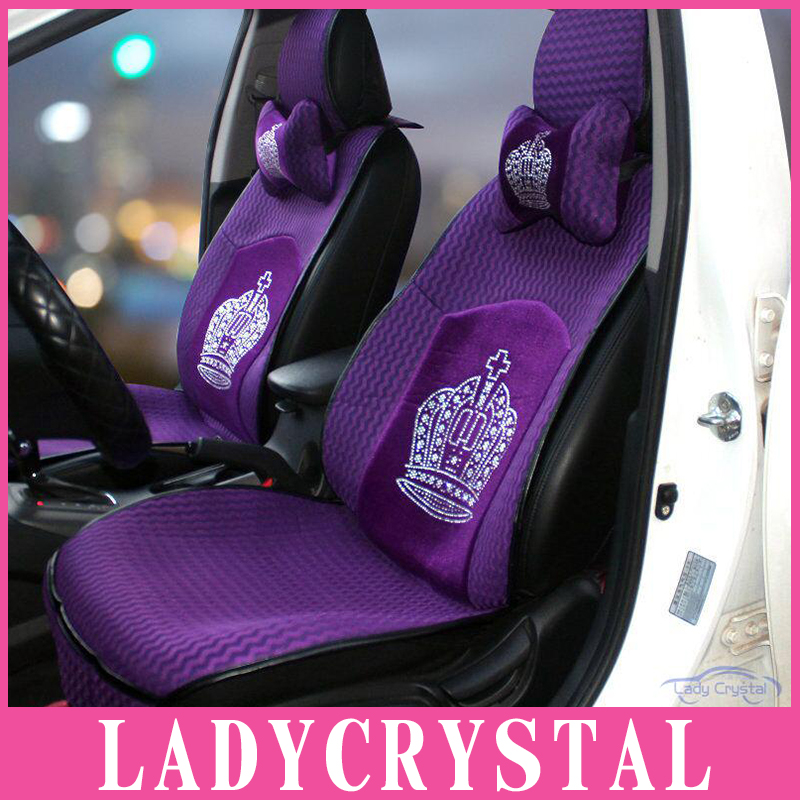 Online Buy Wholesale Crown Car Seat Covers From China