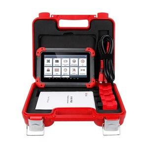 Image 5 - X100 PAD מקצועי מפתח מתכנת OBD2 אבחון סורק רכב קוד קורא רב שפה עם EEPORM עדכון באינטרנט