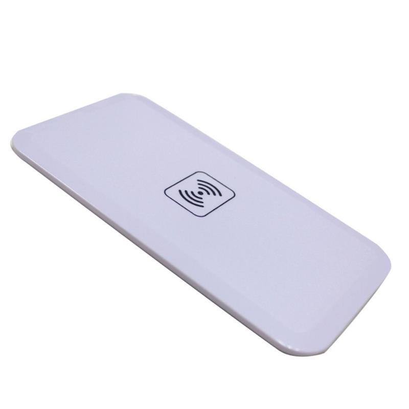New Pure White QI Wireless Charger Pad For Samsung Galaxy NOTE Google Nexus Lumia