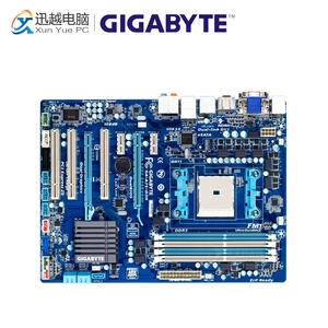 Download Drivers: Gigabyte GA-A55-S3P AMD RAID/AHCI