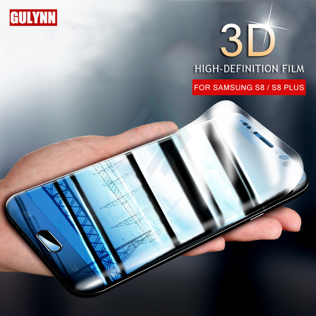 Ultra Silm Nano Soft Screen Protector For Samsung Galaxy S9 S8 S7...
