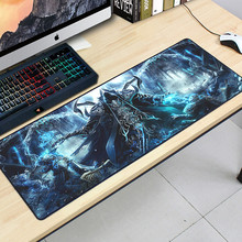 900x400mm Large Non-slip Rubber Computer Gaming Mouse Pad Keyboard Mechanical Tapis De Souris Lockedge Gamer Muismat