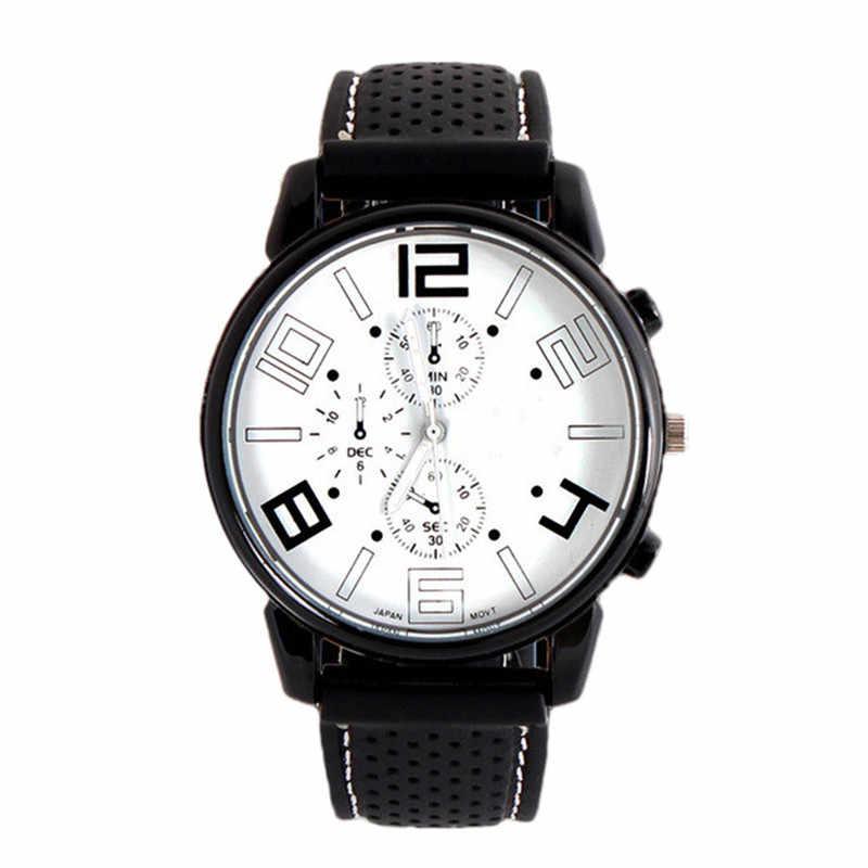 メンズ腕時計 1 ピース男性ファッションステンレス鋼な腕時計の時間腕時計アナログ腕時計ドロップ無料 2018JUL9