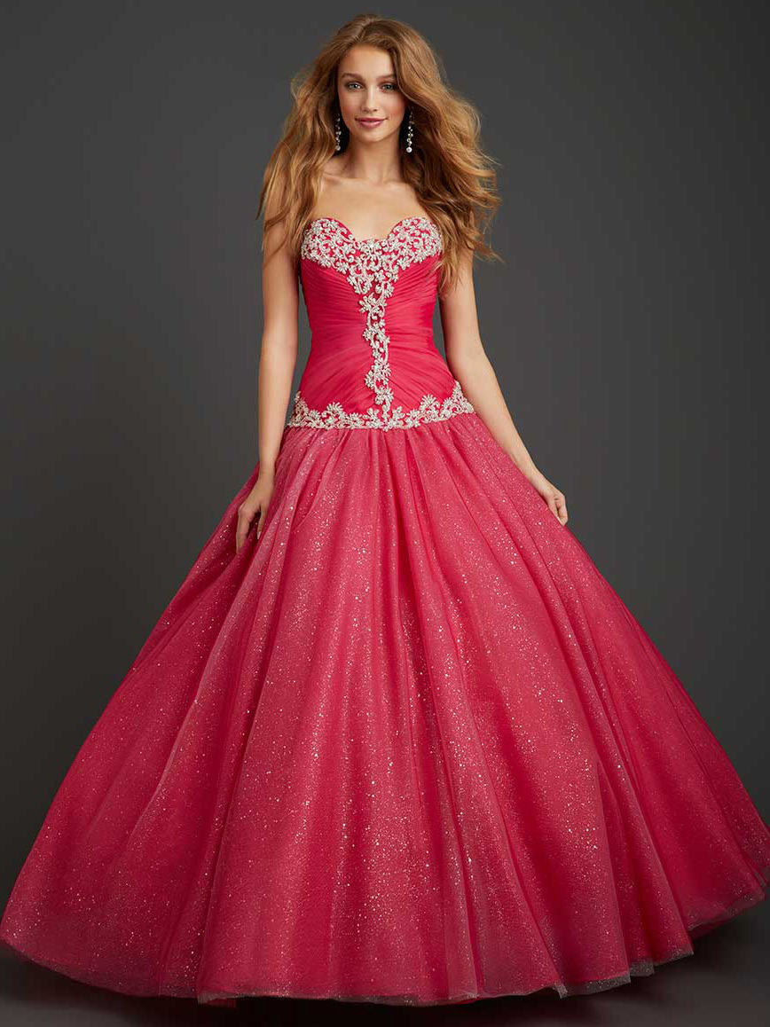 Modern Floor Length Vestidos De Quinceanera Dresses Masquerade Ball Gowns For Dance Vestide Festa Prom Dress In From Weddings