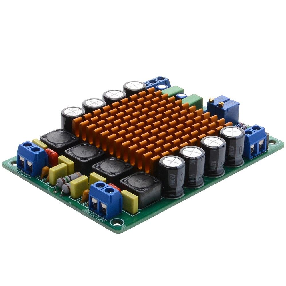 TK2050 T 50W + 50 W-os digitális teljesítményerősítő kártya 2 csatornás erősítő Ingyenes szállítás a számszámmal 12000395