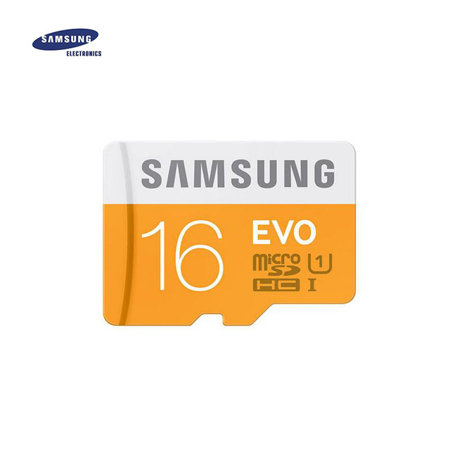 SAMSUNG EVO Micro SD 128G/64GSDXC 32G/16/8GGSDHC Class10 TF Memory Card Support Official Verification 100% Genuine Free Shipping