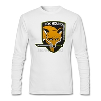 Man Pro Club Customized T Shirt Teenage Fox Hound Pure Cotton Special Force Group Hi Street