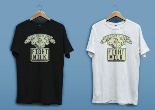 Design T Shirt It S Always Sunny In Philadelphia Fight Milk Black