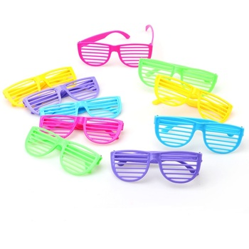20PCS Shutter Glasses With Lightweight Design For Comfortable Wear And Portability