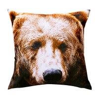 Home Decorative Modern Creative Design Cushion Cover Bedding Pillow Case Outdoor Pillow Cover