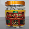 Resveratrol Plus Grape Seed Extract and Pine Bark Extract, 90 VCapsule