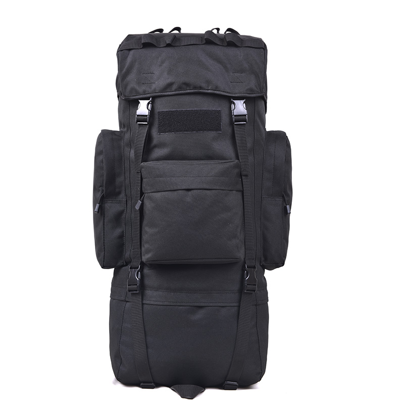 Brand high-capacity backpack bracket professional 100L mountaineering bag fashion outdoors backpack travel Multifunctional bag