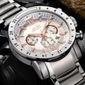 JEDIR Relogio masculino Reloj de Los Hombres de Primeras Marcas de Lujo de negocios de moda Casual Relojes Reloj correa de cuero resistente al agua Relojes Para Hombre