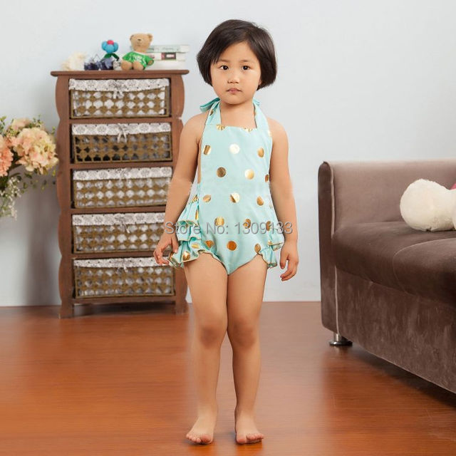 27d89d801 Gold Polka Dot Outfit Baby Romper Bubble Romper Toddler Outfit Cake ...