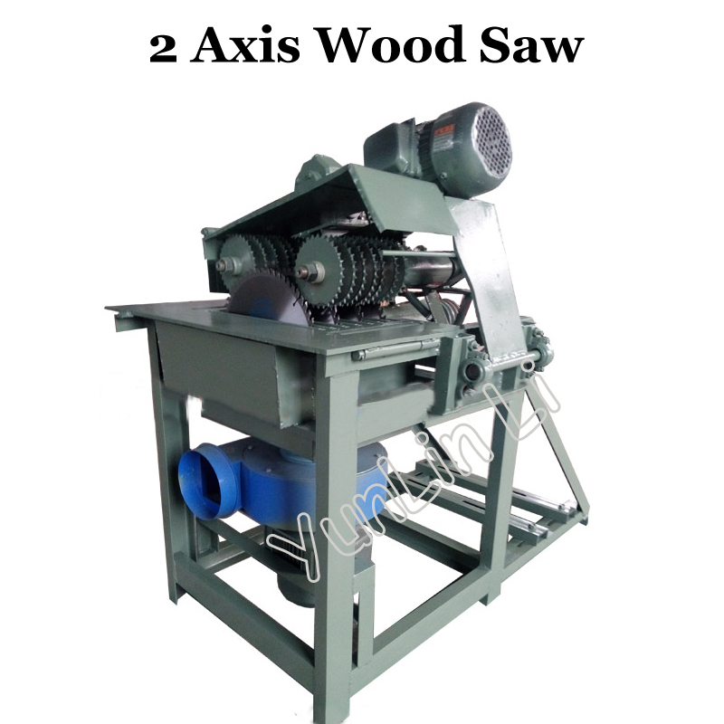 380V Multi-blade Woodworking Saw Wooden Cutting Machine 2 Axis CNC Woodworking Machinery MX250