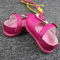 2016 четыре сезона пункт новорожденных девочек обувь мягкой подошве обувь сухожилия в конце маленький цветок принцесса обувь мягкое дно обувь