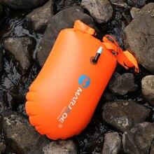 20L Плавание Серфинг надувной плавающий выживания буй дрейфующий воды река Каякинг сумка для воды сумка для хранения для наружного