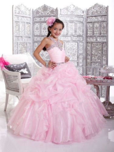 Custom Made Flower Girl Dress for Wedding Kids Formal Prom Ball Pageant Gown managing projects made simple