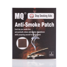 30pcs/box Stop Smoking Patches Natural Ingredient Stop Smoking Anti Smoke Patch Quit Smoke Cessation Health No side effect
