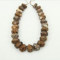 Brown Opal Nuggets Beautiful Opal Nugget Cube Beads 12 15mm Rough Stone Loose Beads Natural Gem