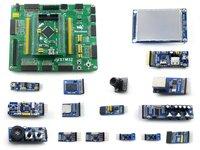 Модуль STM32 развитию STM32F407VET6/STM32F407VGT6 MCU Open407V C оценки комплект + PL2303 USB UART кабан + 14 аксессуар модуль
