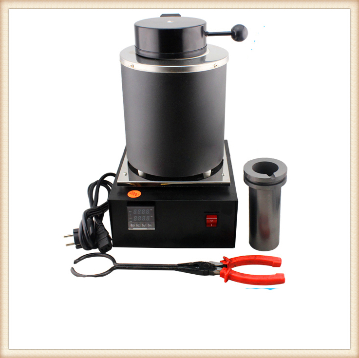 Machines de coulée de métal, industrielle four, or four de fusion bijoux outils et équipement