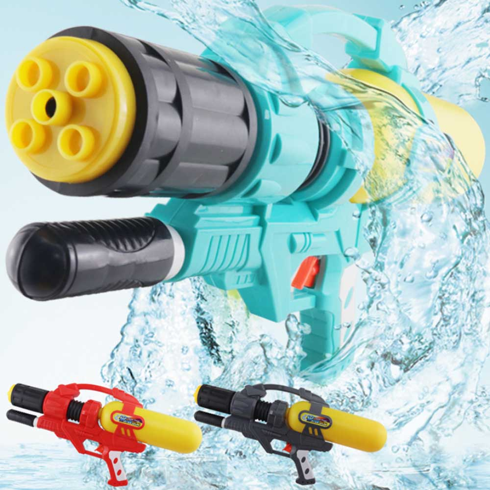 MrY Child Beach Water Gun Toys Sports Game High Pressure Outdoor Toy For Kids Adult New