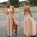 Summer Sexy Maxi Dress Women Beach Long Convertible bridesmaid Bandage Multiway dresses dance infinity Wrap Robe Longue Femme