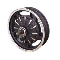 Экономичный QS мотор 16*3,5 дюймов 48V50KPH 3000 Вт 260 40H V1.12 E-двигатель ступицы колеса мотоцикла
