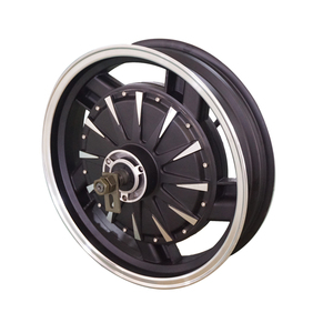 QS Motor 16inch 5000W 260 45H V4 Brushless DC Electric Scooter Motorcycle Hub Motor