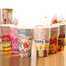 500pcs Rainbow Birthday Party Tableware Decorations