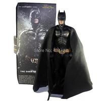 Hot Crazy Toys Batman The Dark Knight Rises Movie Super Hero 46cm/18 Figure Model Toy