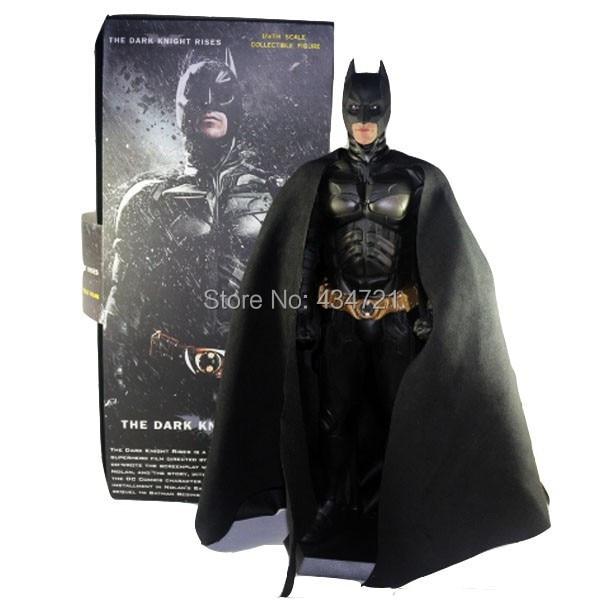 Hot Crazy Toys Batman The Dark Knight Rises Movie Super Hero 46cm/18