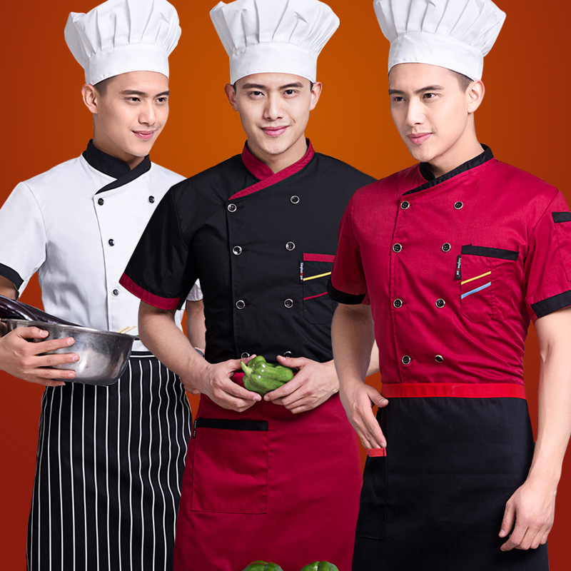Restaurant Kitchen Uniforms popular restaurant clothing-buy cheap restaurant clothing lots