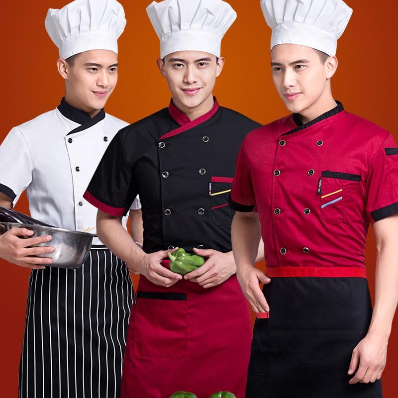 Restaurant Kitchen Uniforms chef clothing promotion-shop for promotional chef clothing on