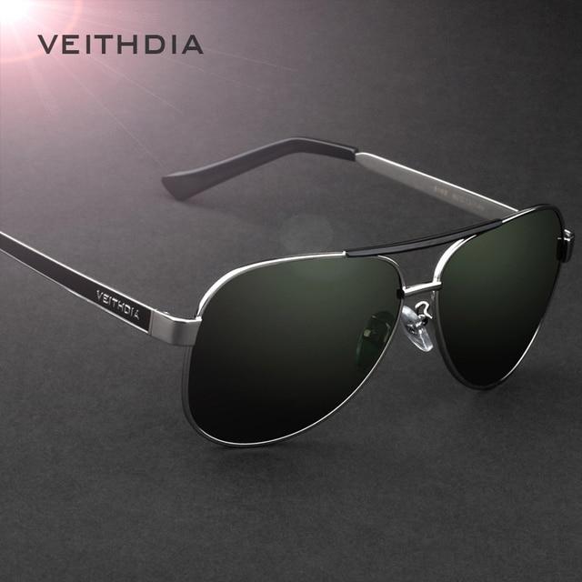 2016 luxury brand classic Polarized sunglasses Men HD inner coating High-grade Yurt sunglasses fishing driving Goggle mirror