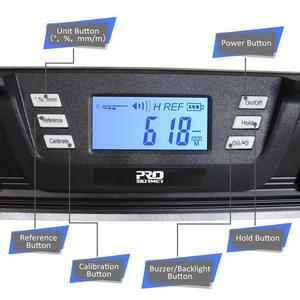 Image 2 - Elettronico di Livello Digitale Inclinometro Goniometro Angle Finder 40cm/60 centimetri A CRISTALLI LIQUIDI Dello Schermo Magneti Nivel di Livello Digitale da PROSTORMER