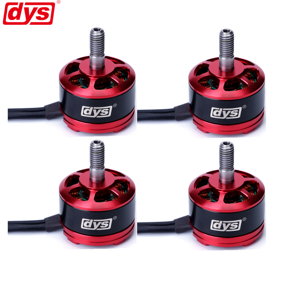 4pcs/lot DYS FPV Racing Motor SE2008 2300kv 2550kv 3-5S CW For Racing Edition Brushless Motor