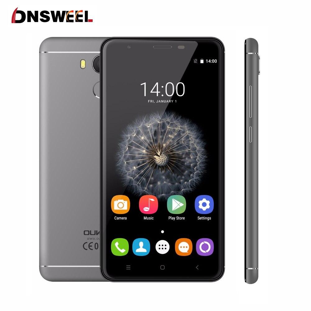 Oukitel U15 Pro 4G LTE smartphone MTK6753 Octa Core Mobile Phone 5 5 HD 3GB RAM
