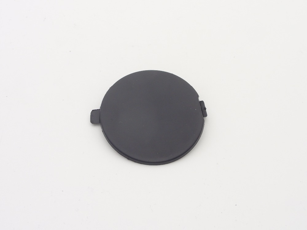 1Pcs New Right <font><b>Rear</b></font> <font><b>Bumper</b></font> Tow Hook <font><b>Cover</b></font> Cap BHN1-50-EK1-BB For <font><b>Mazda</b></font> 3 2014-2016 image