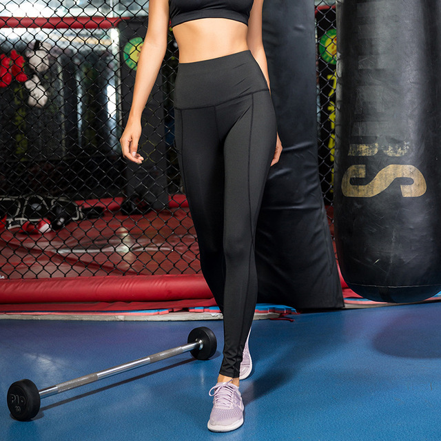 High Waist Workout Quick Dry Leggings