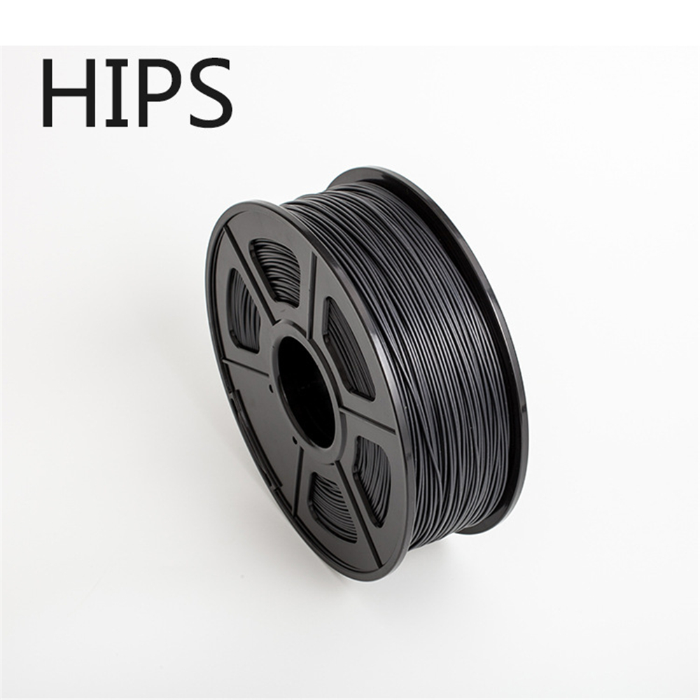 ФОТО 1china 5 colors Optional 3D Printing material 1 kg HIPS filament 1.75mm for 3d printer pen Colorful MakerBot/RepRap/UP/Mendel
