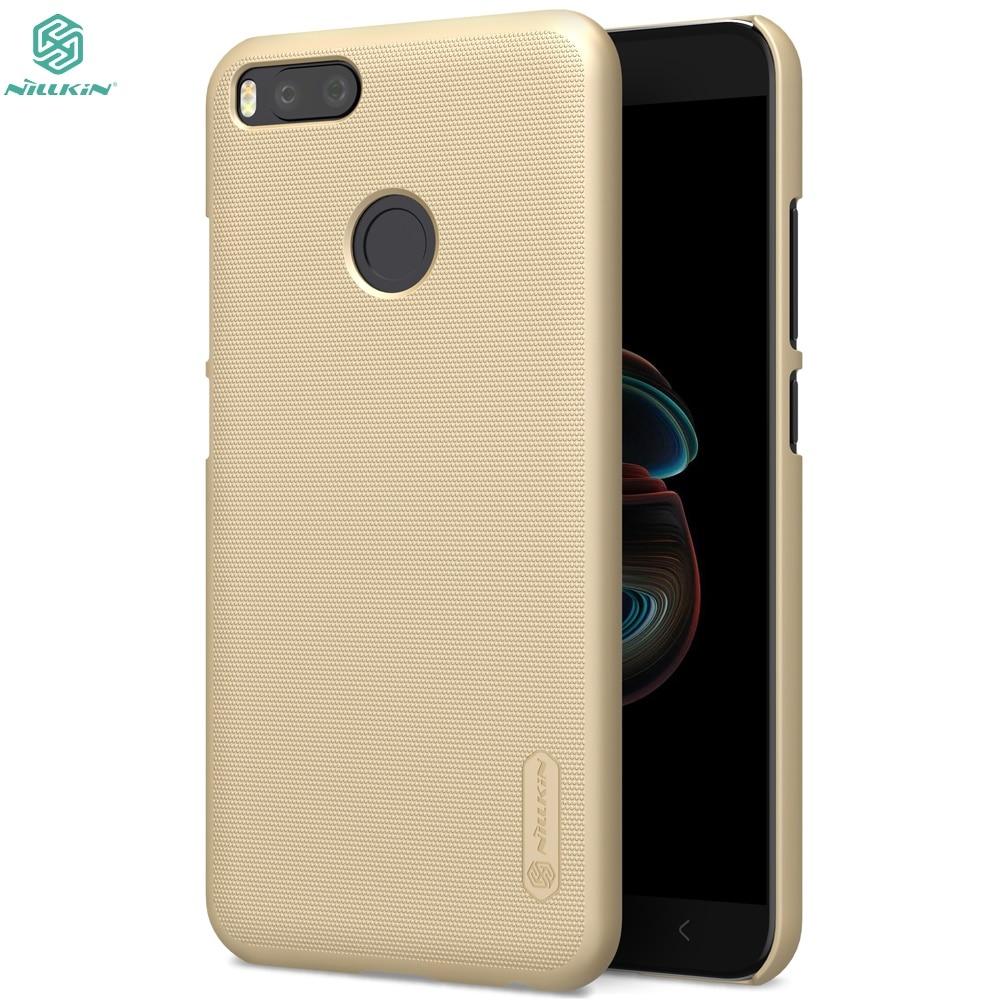 xiaomi mia1 Case բնօրինակը NILLKIN Super Frosted Shield Back - Բջջային հեռախոսի պարագաներ և պահեստամասեր - Լուսանկար 1