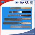 Muestra de Suelo de corte Cuchillo Cuchillo Rasero Cuchillo Cuchillo de Muestreo De Mortero De Cemento