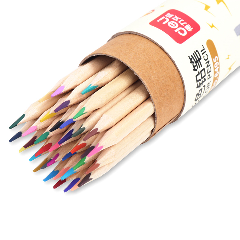 ᗗ36-color Colored Pencils Set For Adults And Kids / Vibrant Colors ...
