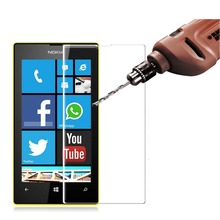 10PCS Screen Protector For Microsoft Lumia Nokia 520 525 526 Explosion-proof Tem