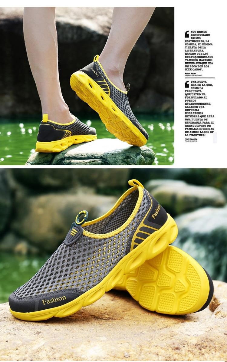 HTB1pOgFNVzqK1RjSZFoq6zfcXXap Men Casual Shoes Sneakers Fashion Light Breathable Summer Sandals Outdoor Beach Vacation Mesh Shoes Zapatos De Hombre Men Shoes