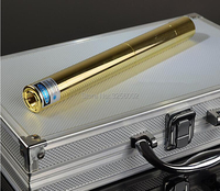 Most Powerful Burning Lazer Torch 445nm 10000mw Focusable Blue Laser Pointers Flashlight Burn Match Candle Lit