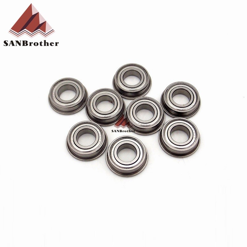 8PCS Hot! UM2 Ultimaker 2 Extended+Ball Bearing F688ZZ 3D Printer 8mm Optical Axis Ball Bearing F688
