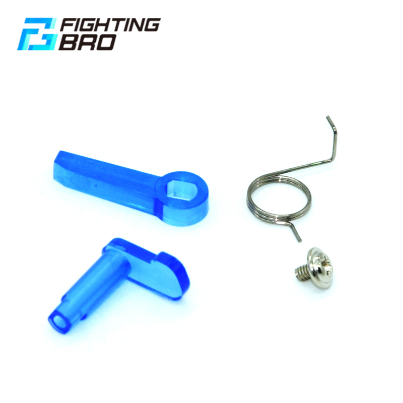 FightingBro Safety lever For AEG AK M4 Gearbox Airsoft Air Guns Series Paintball Gun Hunting Accessories pistol toy